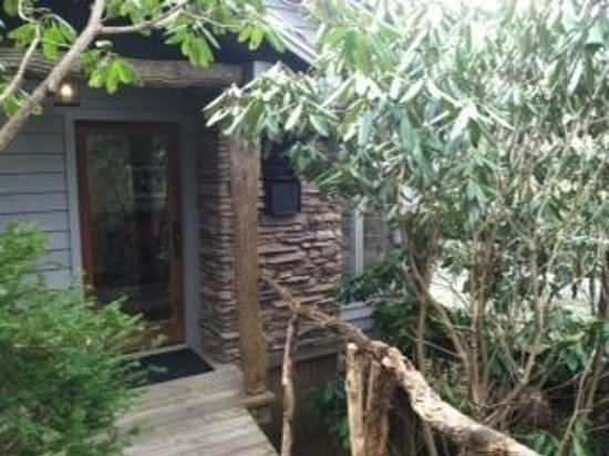 The Restaurant at Gideon Ridge : Cedar Cottage