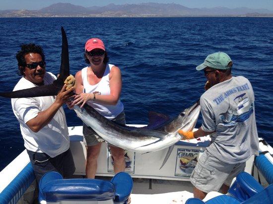JC's Sportfishing: Tina's Marlin