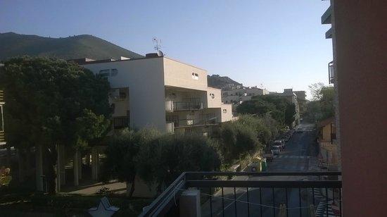Hotel Mediterranee: vista