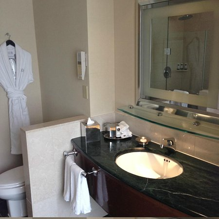 Sofitel Washington DC: bathroom