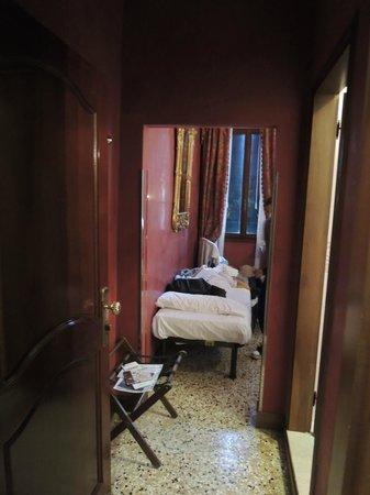 San Cassiano Residenza d'Epoca Ca' Favretto: Small room