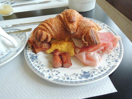 San Cassiano Residenza d'Epoca Ca' Favretto: Good breakfast