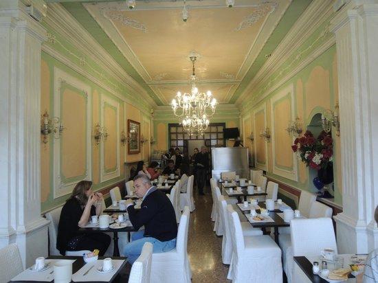 San Cassiano Residenza d'Epoca Ca' Favretto: Breakfast area