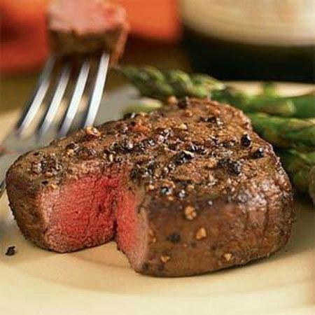 Brick House Grill: Filet