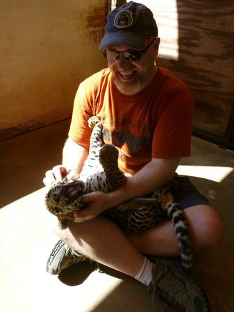 Zoologico de Vallarta: Lions and Tigers and Leopards...Oh My!
