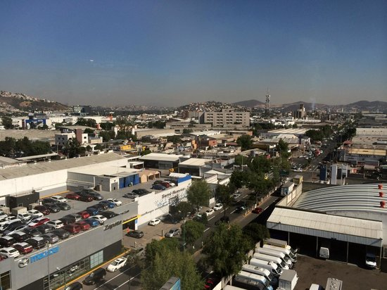 Crowne Plaza Mexico City North-Tlalnepantla: View from the 7th floor