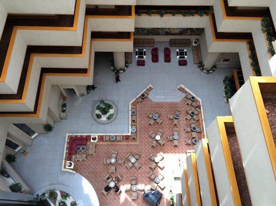 Crowne Plaza Mexico City North-Tlalnepantla: Lobby