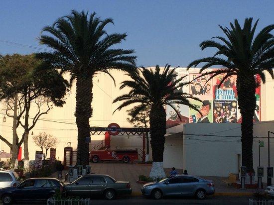 Crowne Plaza Mexico City North-Tlalnepantla: Surroundings