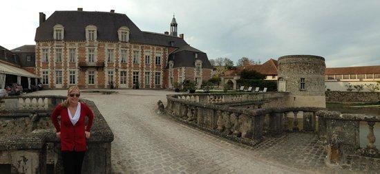 Château d'Etoges : Chateau