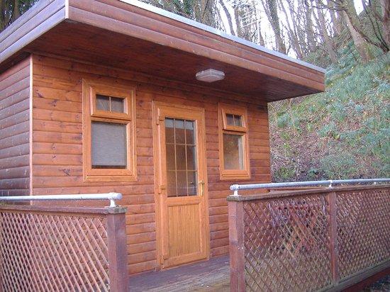 Tigh Na Mara Hotel : The log cabin