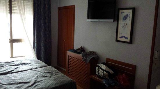 Hotel Xauen: Habitacion