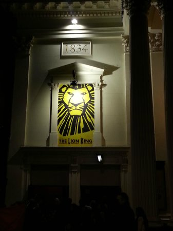 The Lion King : cartaz