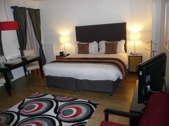 Fraser Residence Budapest : Studio Apartment