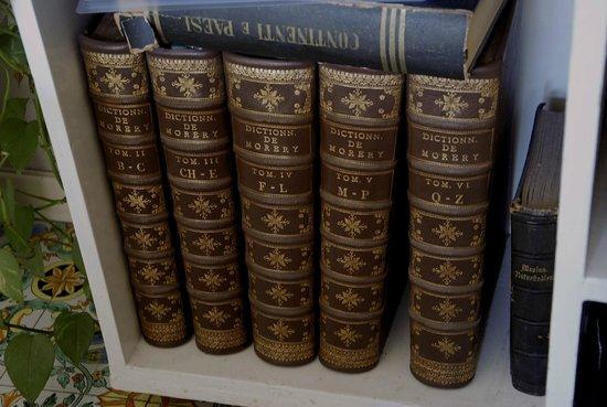 Domus Valeria : библиотека