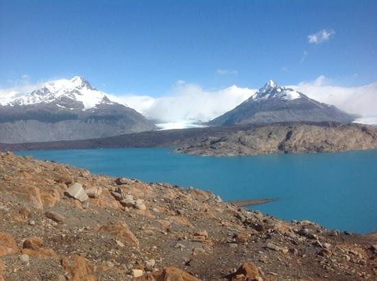 Estancia Cristina: По пути к леднику Упсала