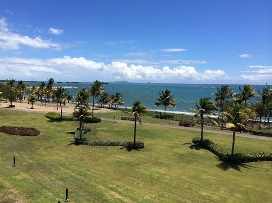 Hilton Ponce Golf & Casino Resort: Hilton Ponce view from room
