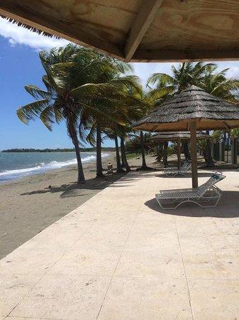 Hilton Ponce Golf & Casino Resort: Hilton Ponce beach