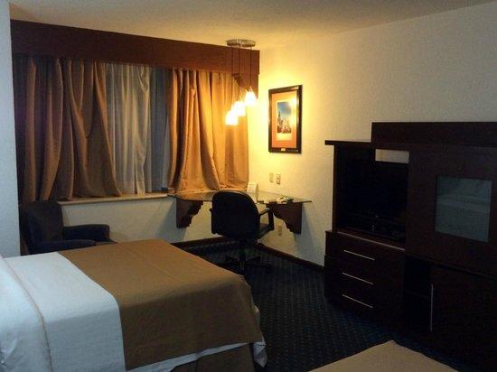 Holiday Inn San Luis Potosi Quijote: Room