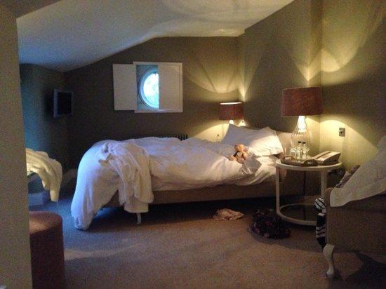 Barnsley House: Bedroom of room 4