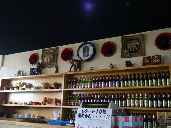 Eberesutokicchin: 店内の様子