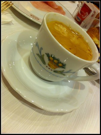 Piccolo Borgo : Área do Café da Manhã