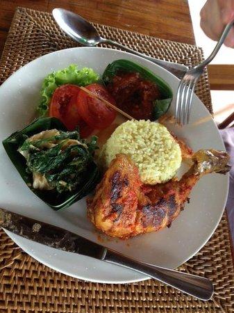 Padi Organic: lunch