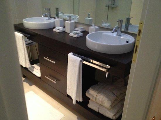 Villa dei Cedri: bagno