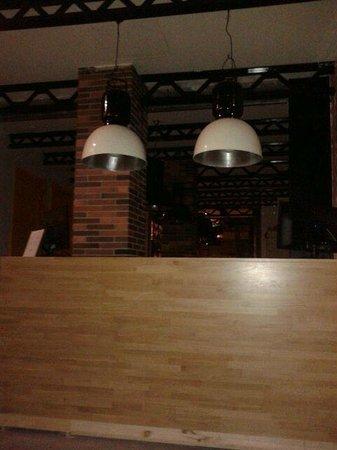 Hotel Praktik Bakery: la recepción