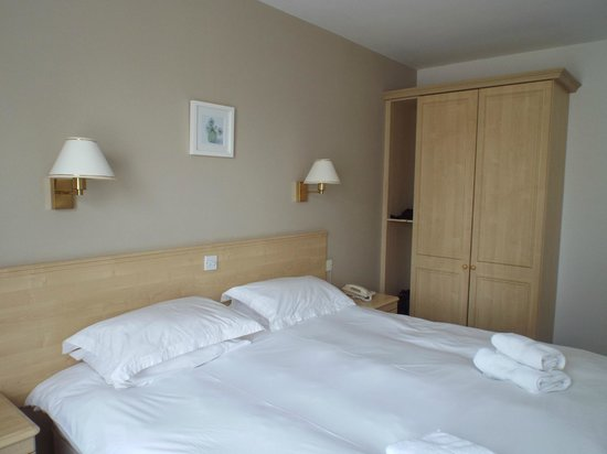 Beachcombers Hotel: standard double room