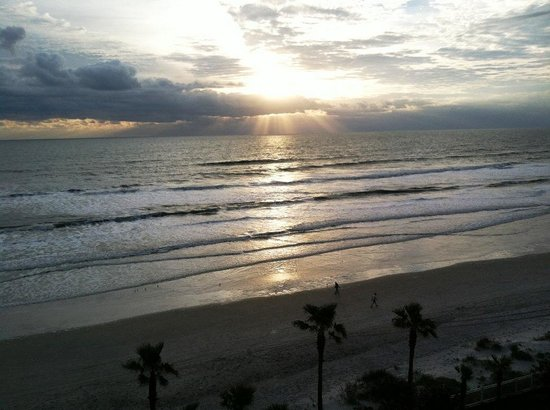 Plaza Resort & Spa : Morning view from room 709