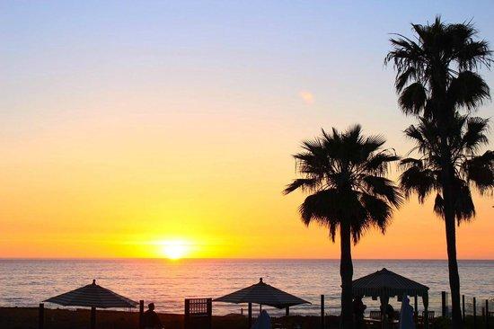 Carlsbad Seapointe Resort: Sunset