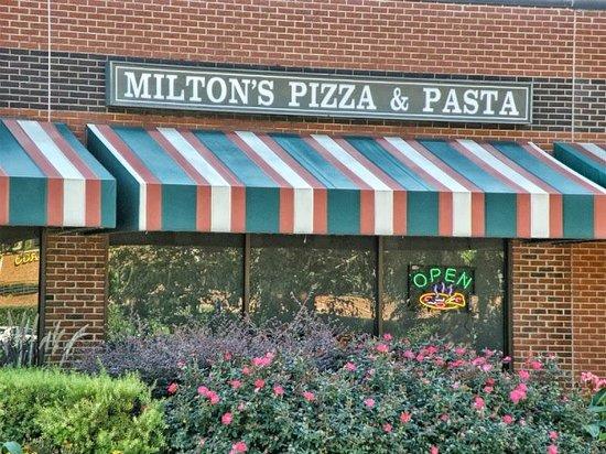 Milton's Pizza & Pasta: Milton's Pizza and Pasta