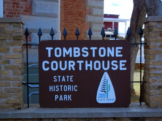 Tombstone Courthouse State Historic Park: The best part of Tombstone