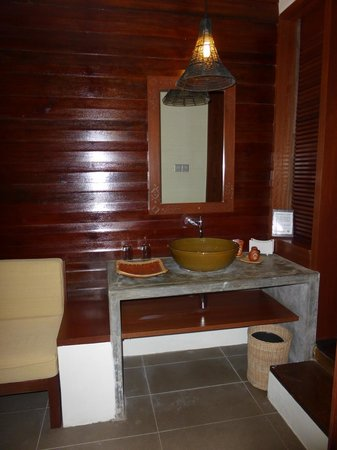 Sukau Rainforest Lodge: Bathroom