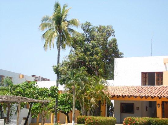 Posada Real Puerto Escondido: Las instalaciones