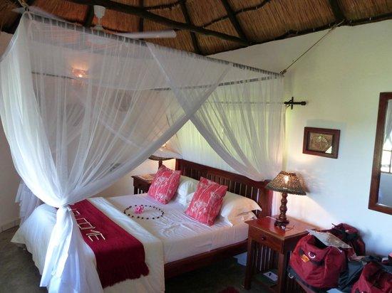 Waterberry Zambezi Lodge: Bedroom