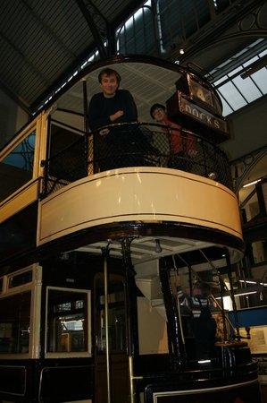London Transport Museum: Второй этаж