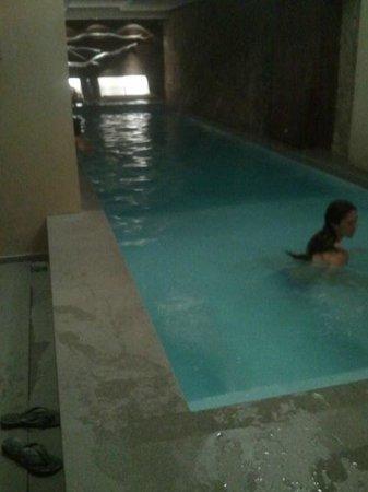 Esplendor El Calafate: la piscina tiene un chorro para masajes genial y el spa tambien es bueno