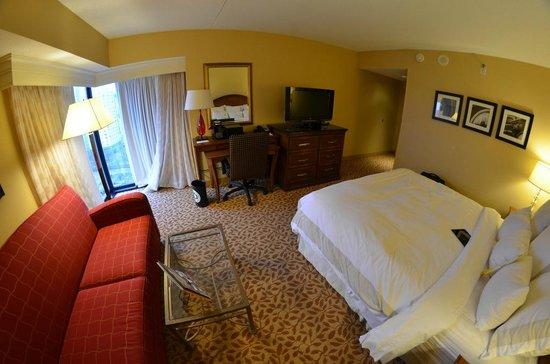 Boston Marriott Cambridge: Room