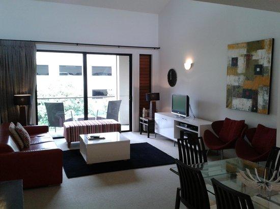 Latitude 37 Accommodation Ltd: 3 Bedroom split level