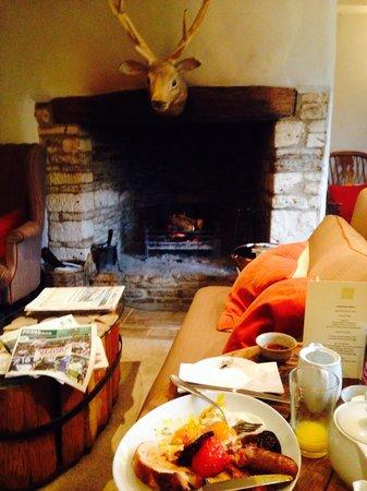 The Village Pub: Breakfast