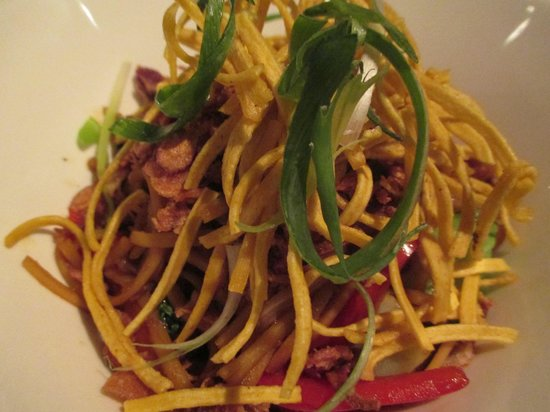 Giraffe - The Brunswick Centre: Thai Duck Stir-fry
