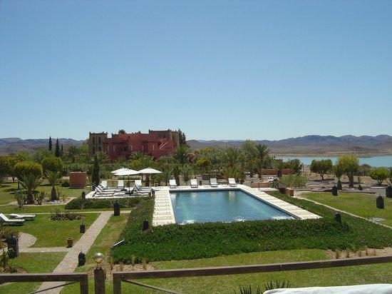 Hotel Sultana Royal Golf : Une vue magnifique de la terasse
