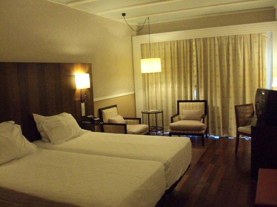 Hotel Nuevo Portil golf: Habitación doble estándar.