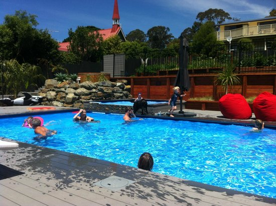 Havelock Motel and Motor Lodge: Fun in the Pool