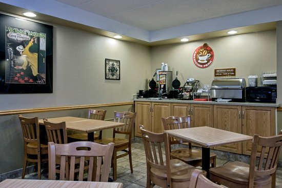 AmericInn Lodge & Suites Bemidji: BREAKFAST ROOM