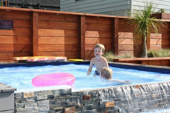 Havelock Motel and Motor Lodge: Kids or Relaxation Pool