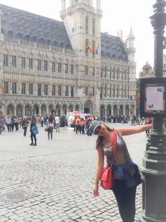 Grand Place/Grote Markt: The best time