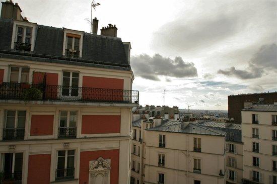Montmartre Mon Amour: Vue