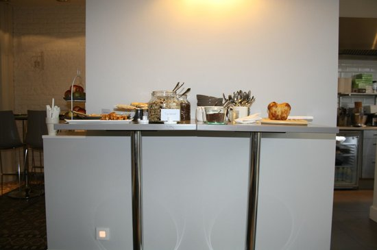 Made in Louise: Salle petit-déjeuner